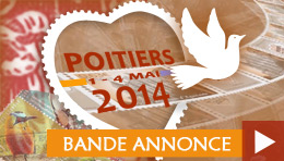 Bande-Annonce Timbres Passion Poitiers 2014