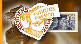 Exposants - Timbres Passion